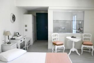 Executive sea view double room alkyoni beach bedroom