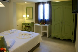 Standard Double room alkyoni room