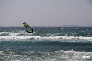 Windsurfing alkyoni beach hotel sport
