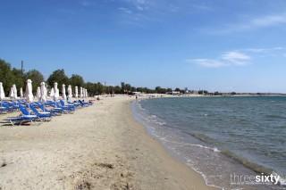 agios georgios alkyoni beach hotel