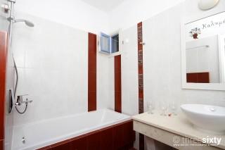 family room alkyoni beach hotel bathroom